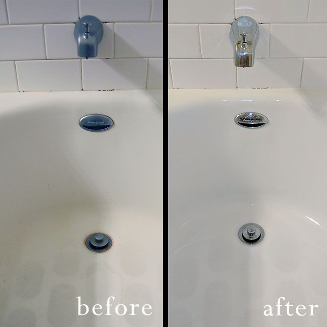 How To Deep Clean Your Shower And Bathtub With Images