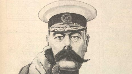 Famous Lord Kitchener Recruitment Poster Your Country