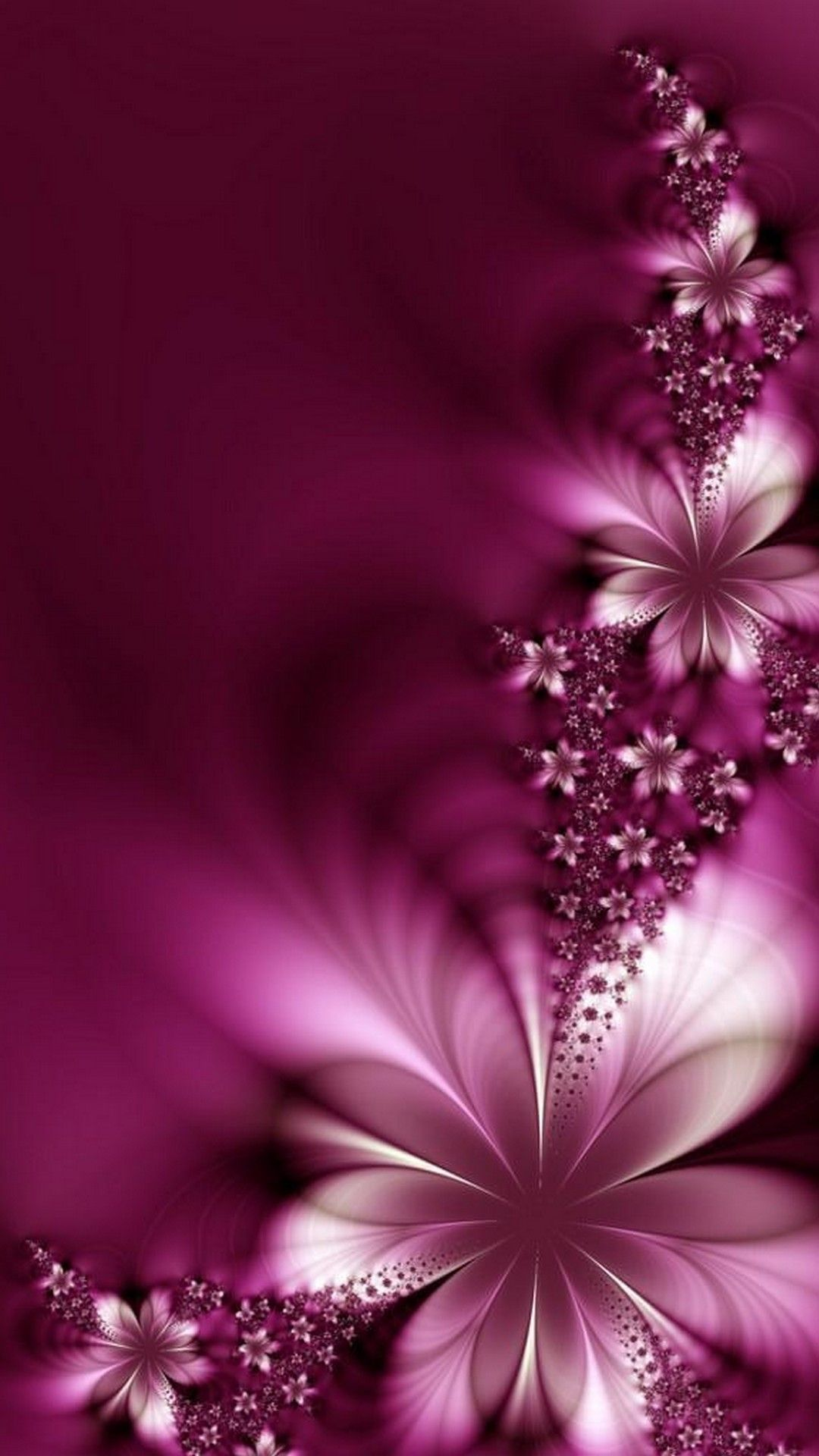 3d Flower Nature Hd Wallpaper Android in 2020 (With images ...
