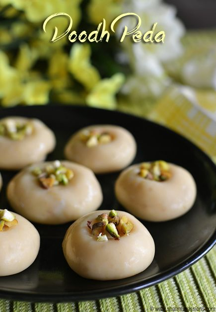 Milk Peda Recipe Doodh Peda Recipe Kesar Milk Peda With Condensed Milk Recipe Peda Recipe Recipes Indian Food Recipes