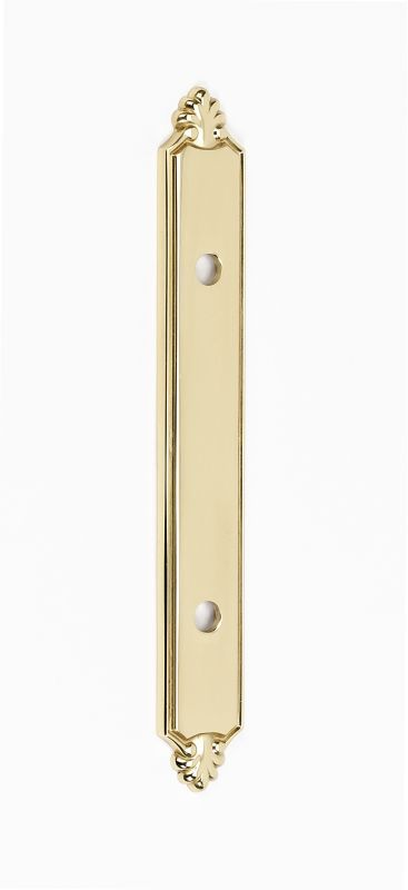 alno a145835 bella 312 inch center to center cabinet pull