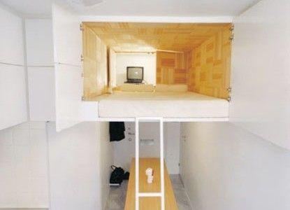 Decorar espacios pequeños de dos alturas Casas de ensueño