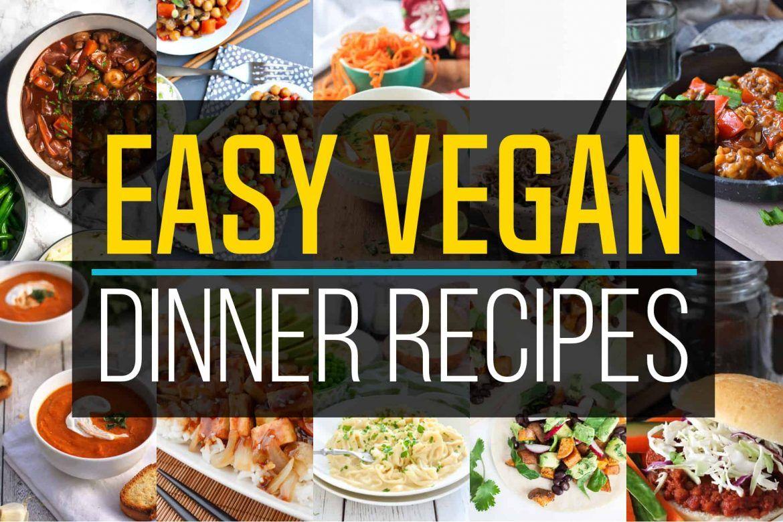 30 minute easy vegan dinner recipes vegan huggs vegan food 30 minute easy vegan dinner recipes vegan huggs forumfinder Gallery