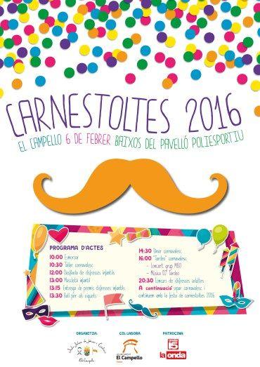 Carnaval 2016 en El Campello