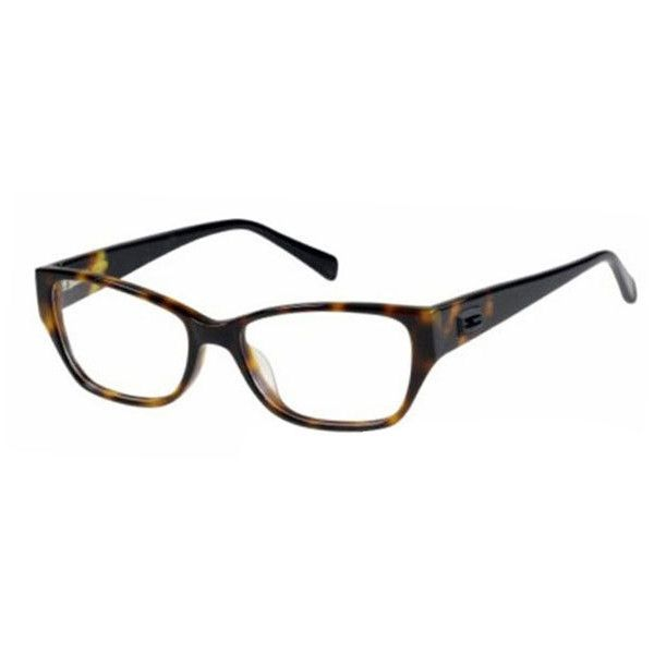 Guess GU2408 S30 Eyeglasses ( 110) ❤ liked on Polyvore featuring  accessories eb0138ab28c