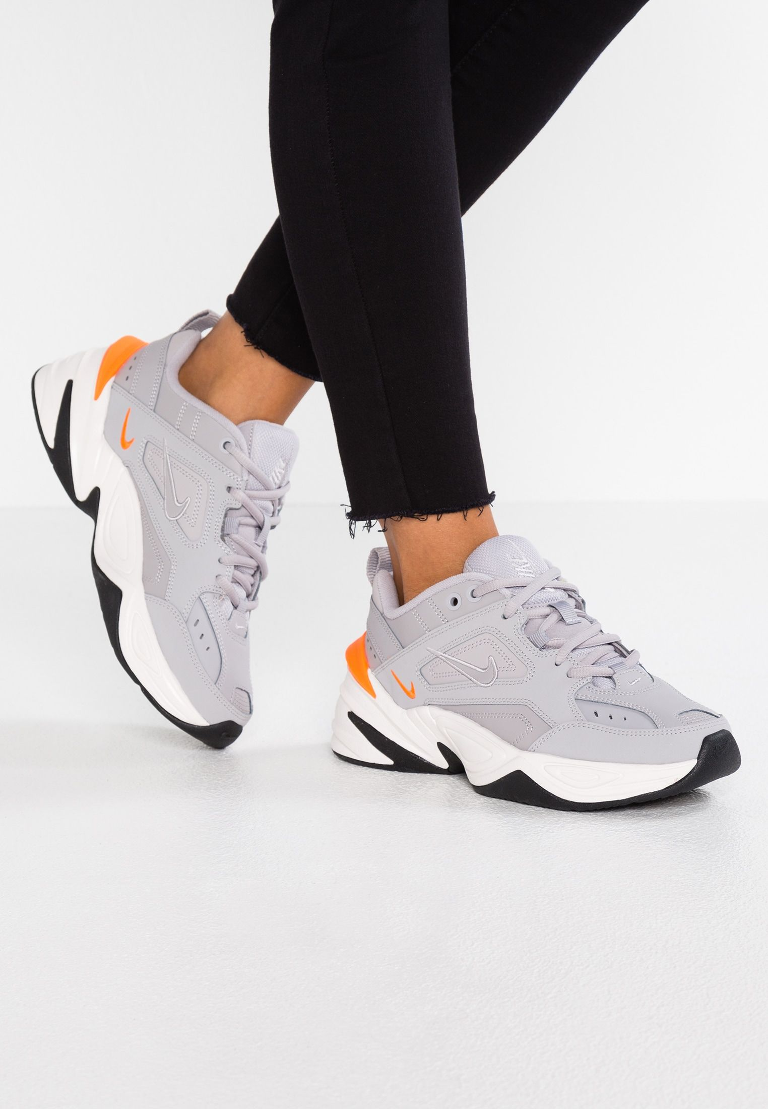 Nike Sportswear M2K TEKNO - Trainers - atmosphere grey ...