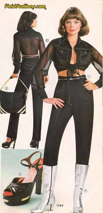 VINTAGE BEAUTY | VINTAGE FASHION - CATALOG SCANS - 70s - 80s in 2018 ...