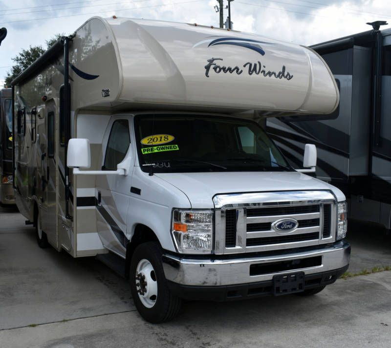 2018 Thor Four Winds 23u For Sale Savannah Ga Rvt Com