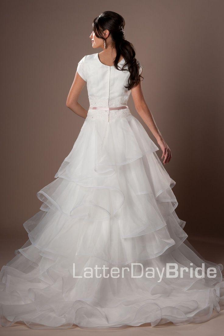 23988fe98b25 Modest Wedding Dresses Boise   Saddha