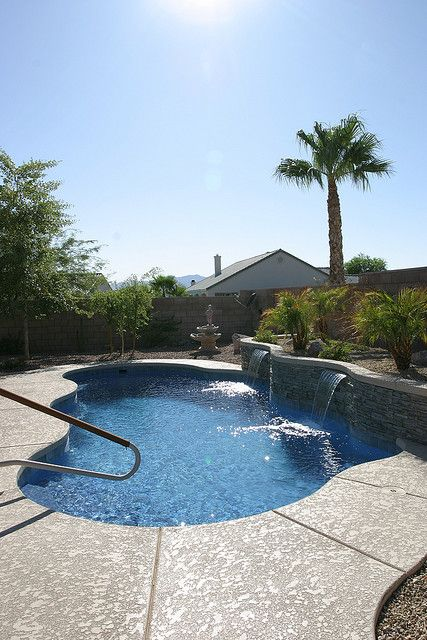 Freeform pool design example, want to learn more? | Freeform ...