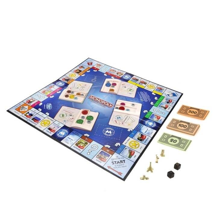 Monopoly here and now world edition map board games pinterest monopoly here and now world edition gumiabroncs Gallery