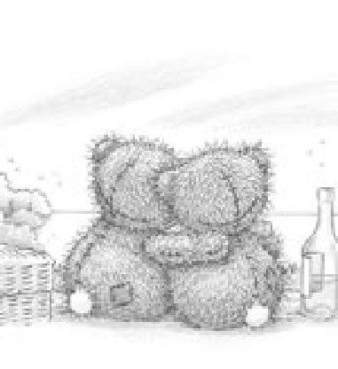 Taddy teddy me to you oursons me to you pinterest - Dessin de calin ...