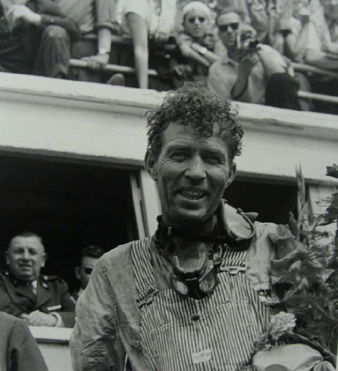 Carroll Shelby Portrait Le Mans 1959 (With Images