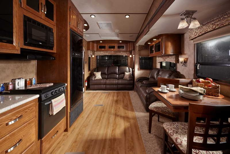 Front Living Ideas Front Living Room Fifth Wheel With Hardwood