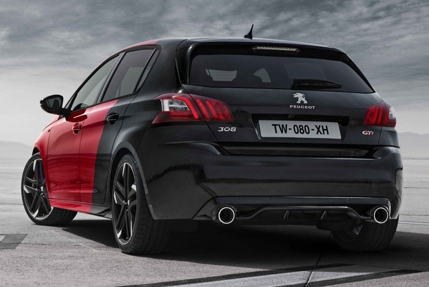 2016 Peugeot 308 Gti Review Muscular Gallic Rooster Autos