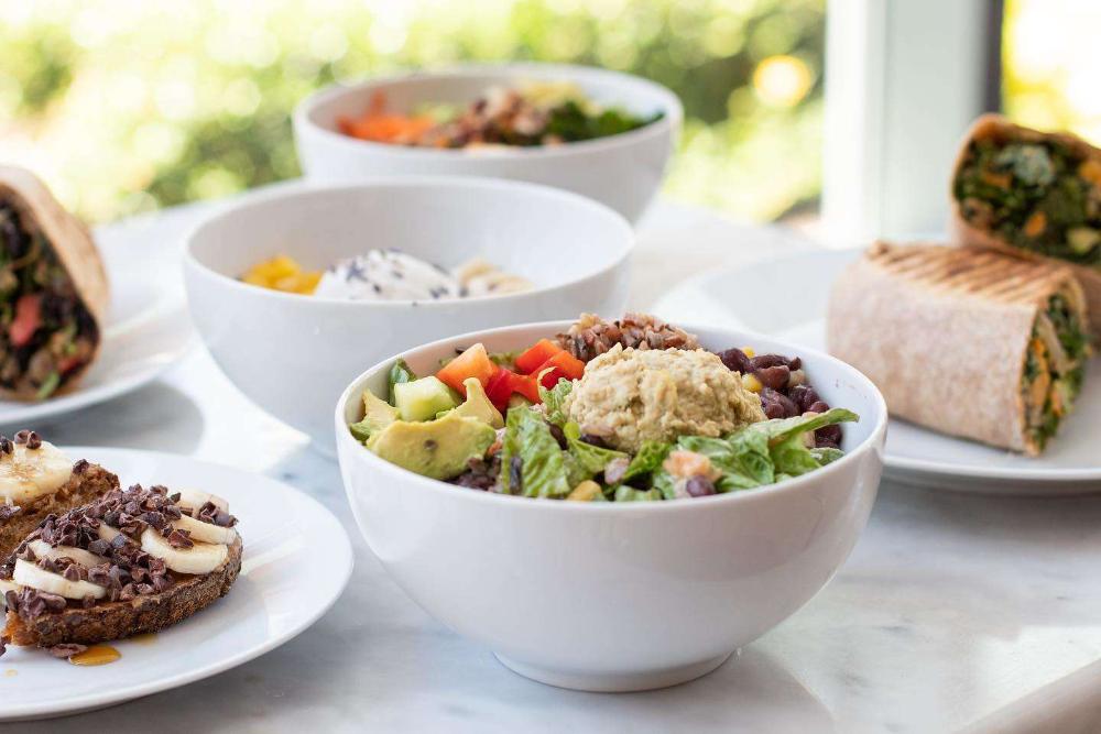 The Best Vegetarian Restaurants In Dc