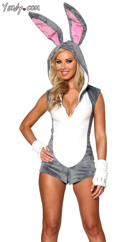 Bunny costume teen Summer Seduction