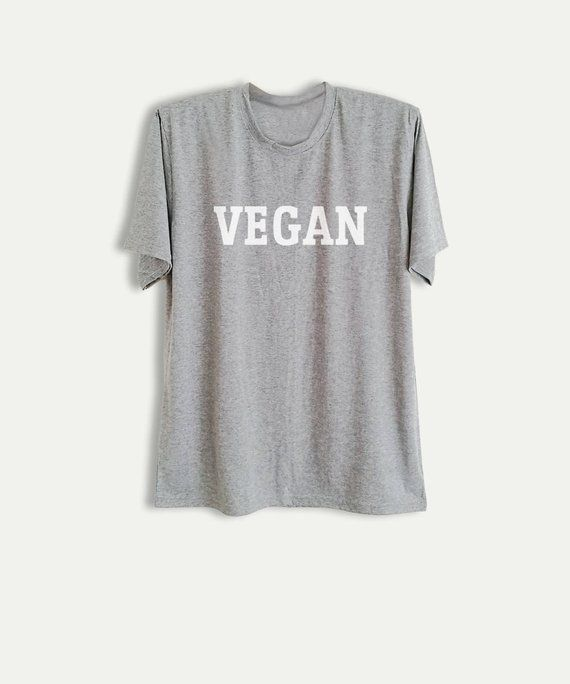 1dabe65f Vegan Shirt Tumblr TShirt Vegetarian Shirt Womens Clothing Hipster Foodie  Shirt Gifts Vegan Graphic Tee Mens Trendy T Shirts