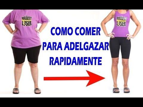 que+hacer+para+bajar+de+peso+mas+rapido+youtube