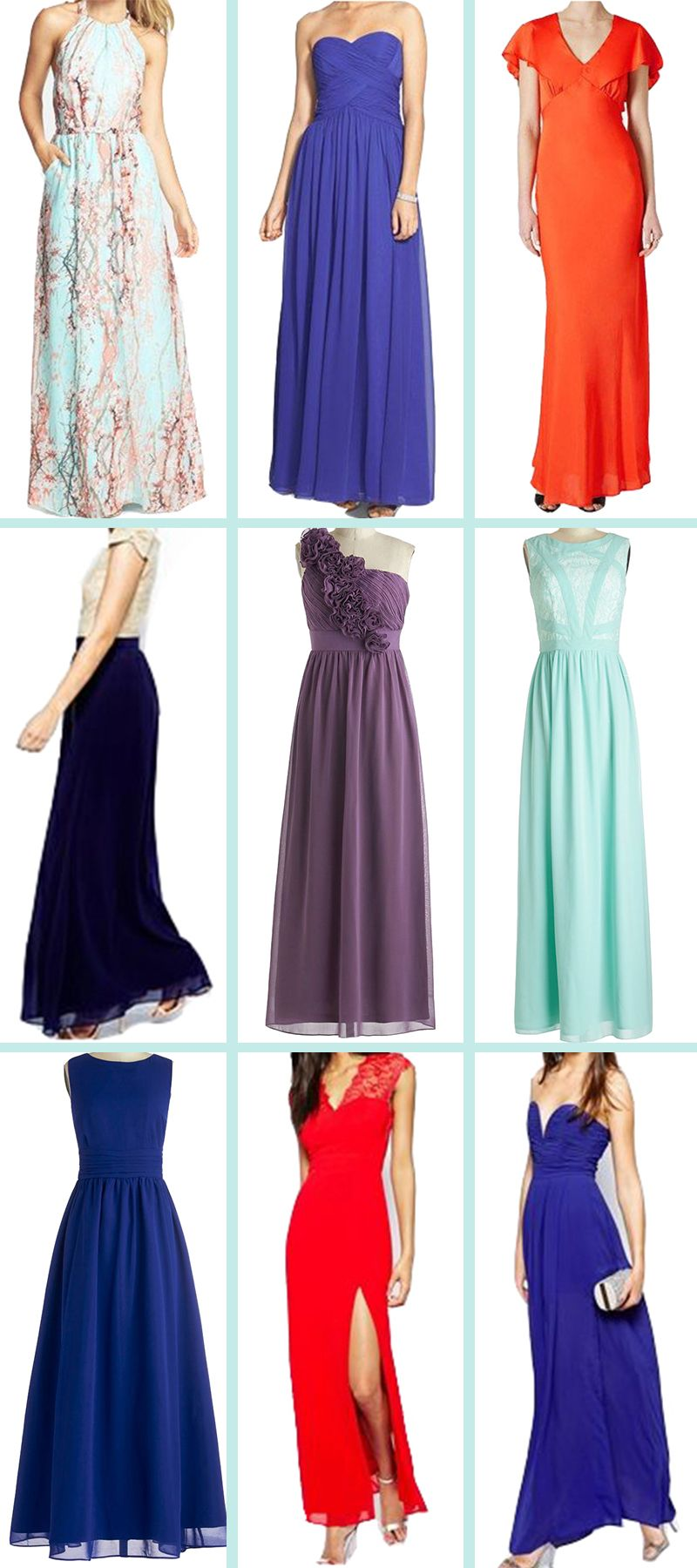 What dress code what to wear to a summer wedding floorlength