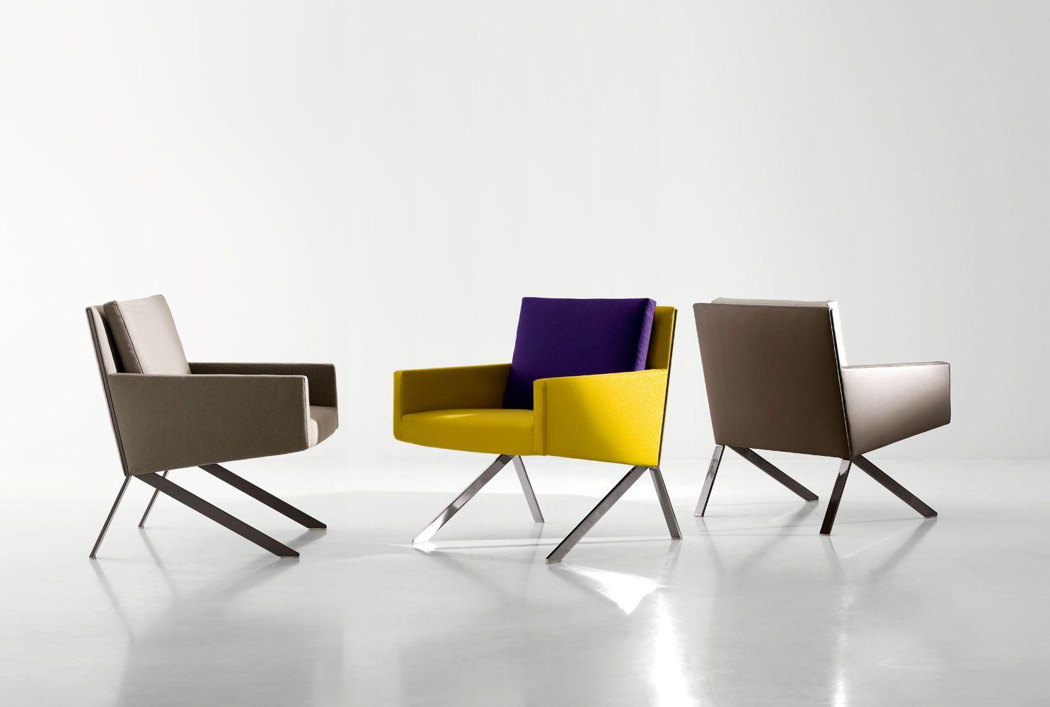 Armchair: BEVERLY - Collection: B&B Italia - Design: Antonio ...