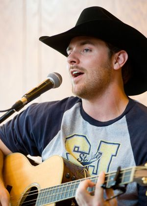 Chris young, his words and his voice <3