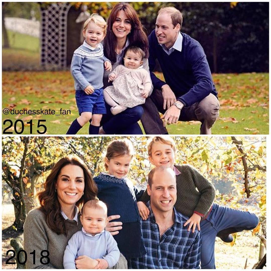 Duchess Of Cambridge On Instagram Christmas Cards Of Cambridge