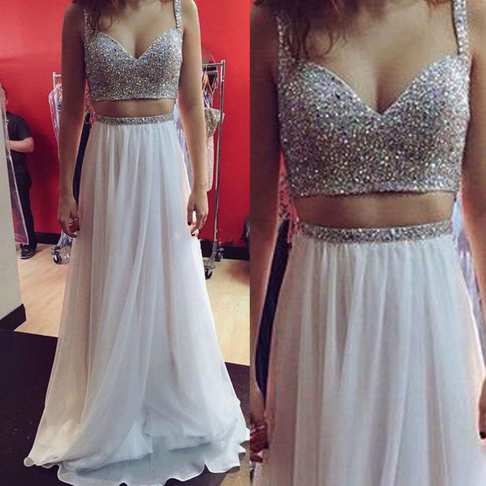 Two piece homecoming dresses piece homecoming dresses straps