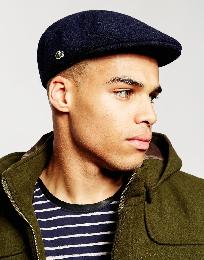fdccc3068 Image 3 of Lacoste Flat Cap