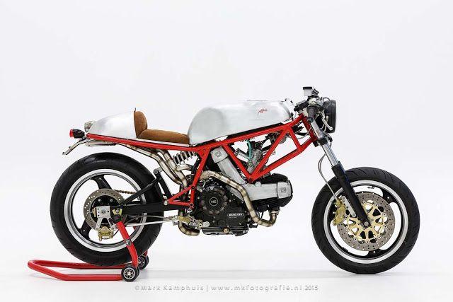 Ottonero Cafe Racer: W1o1