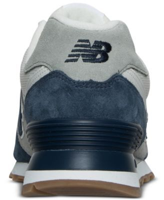new balance men's 574 retro sport casual sneakers