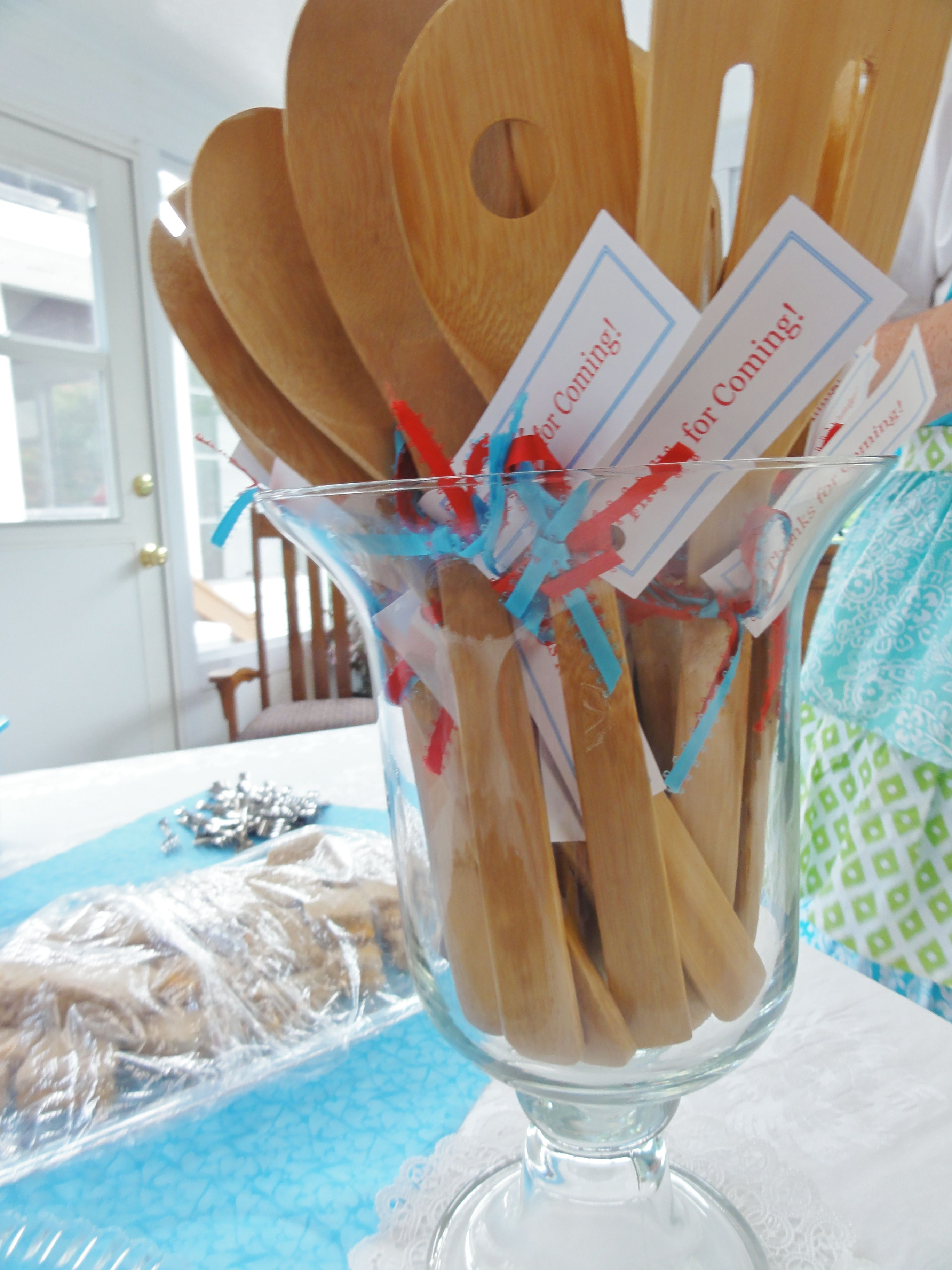 Retro Housewife Bridal Shower The Favors Super Cheap And Cute Throughout Inexpensive