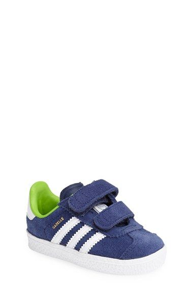 Free shipping and returns on adidas  Gazelle 2  Sneaker (Baby ... 2bec65f6f