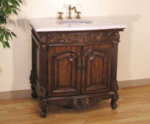 36 Dark Brown Sink Vanity Dark Brown 36 H X 36 W X 22 5 D By Legion Furniture 1020 00 Bc0 Small Bathroom Vanities Legion Furniture Bathroom Sink Vanity