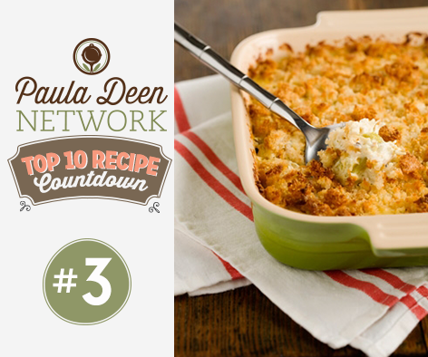 Only 3 more recipes in our paula deen network top ten countdown only 3 more recipes in our paula deen network top ten countdown todays recipe is something ive been making my family for years keep this chicken divan forumfinder Image collections