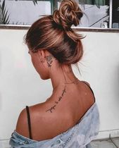 29 Spine Tattoo Designs That Will Chill You to The Bone  29 Spine Tattoo Designs That Will Chill You to The Bone  housedecor