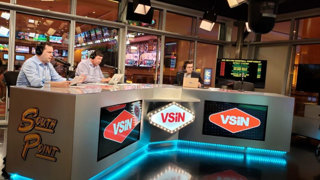 Check out VSiN The CNBC of the gambling market part of