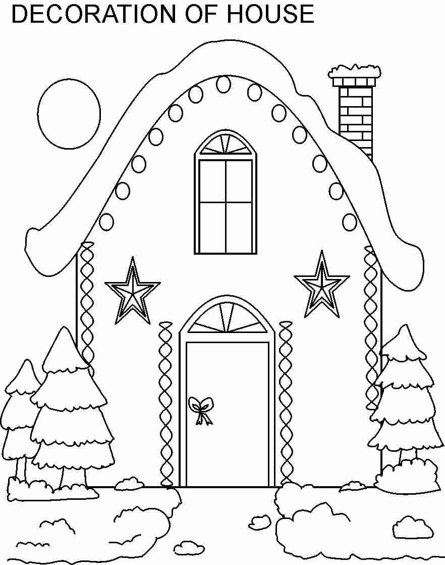 Pics Of whoville Houses Coloring Pages House