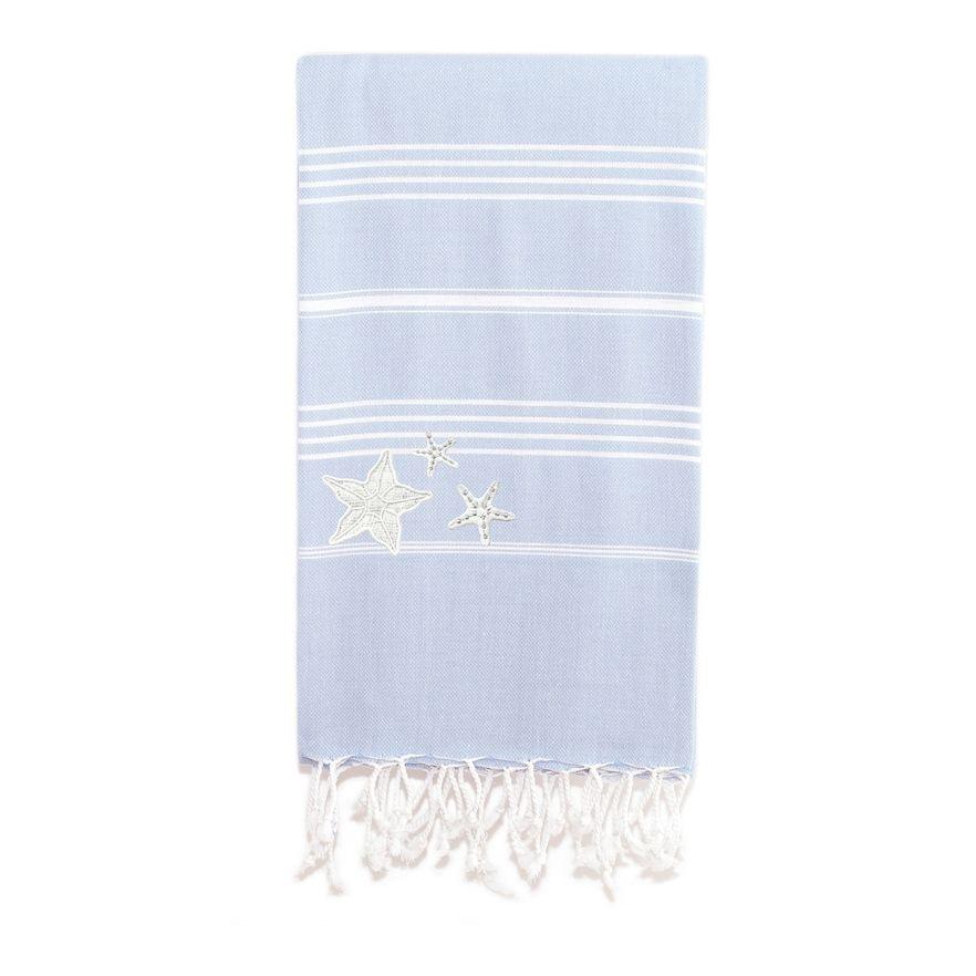 Linum Home Textiles /'Lucky/' Turkish Pestemal Towel