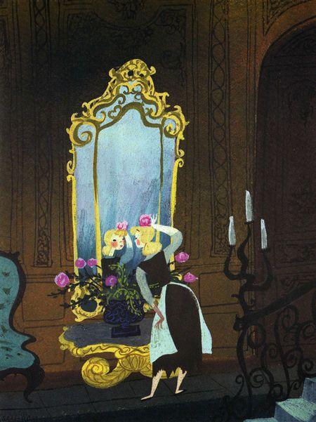 Cinderella concept art princesse disney art conceptuel - Peinture princesse disney ...