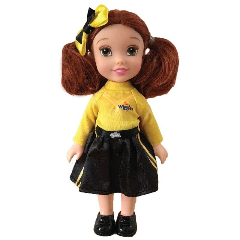 Baby Gear Baby The Wiggles Emma Ballerina Dress Up Kewpie Doll 30cm w/ Wiggle Outfit Kids Toy