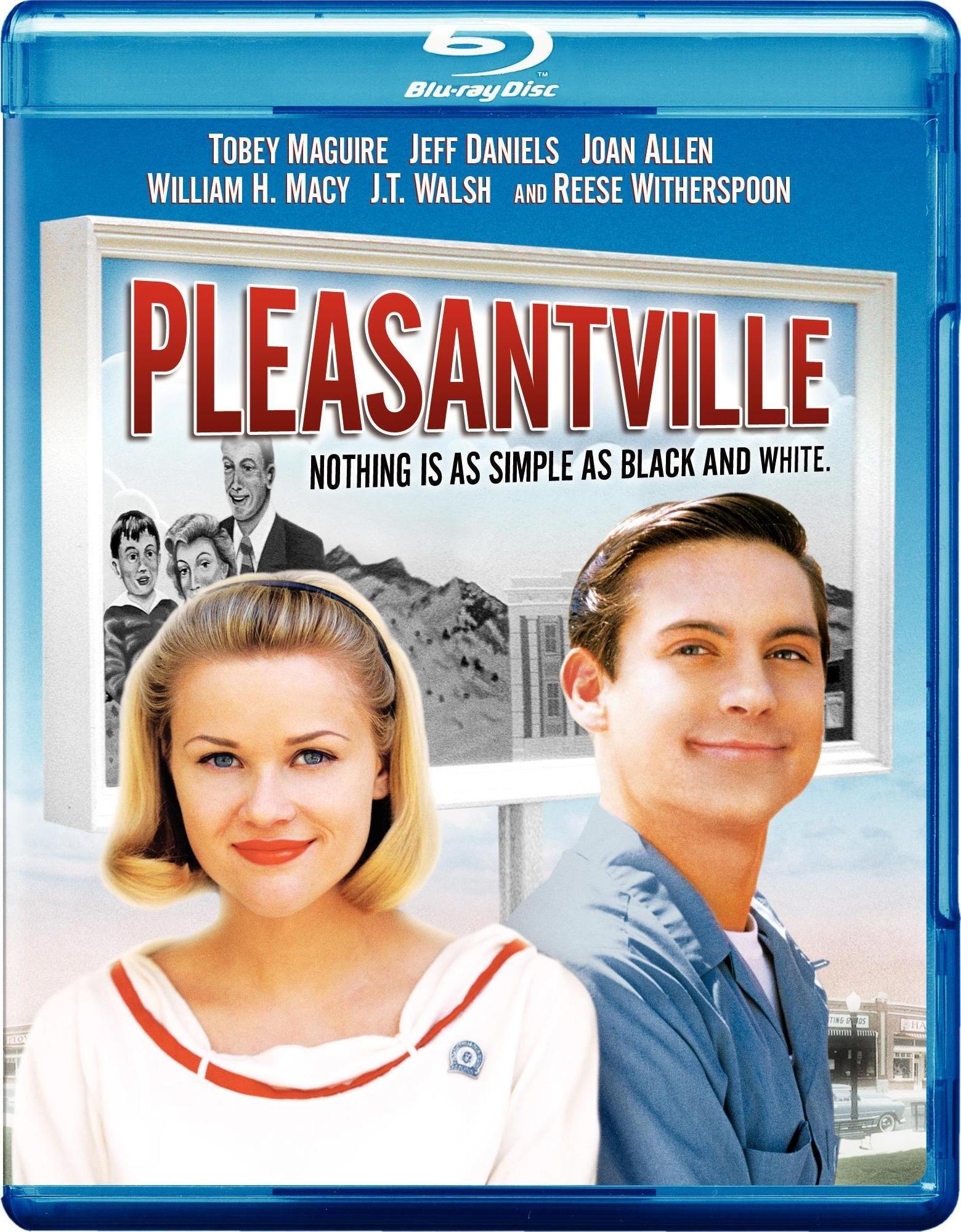 pleasantville stream