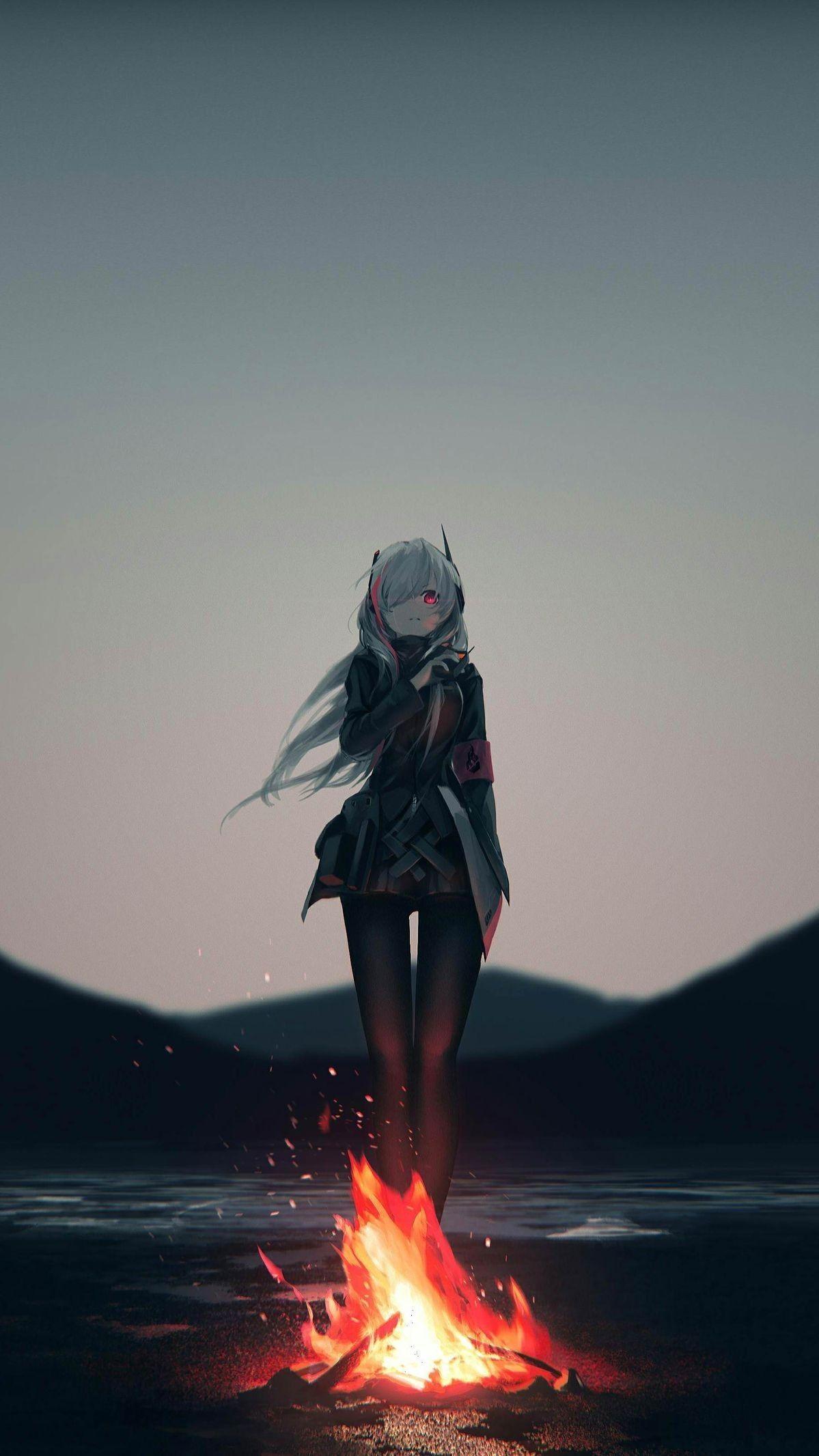 Pin By Xxsweetdeadxx 3 On Dark Light Dark Anime Anime Art Girl Anime Wallpaper