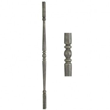 Best 1 Sq Steel Tubular Baluster 39 3 8 Tall Tubular 640 x 480