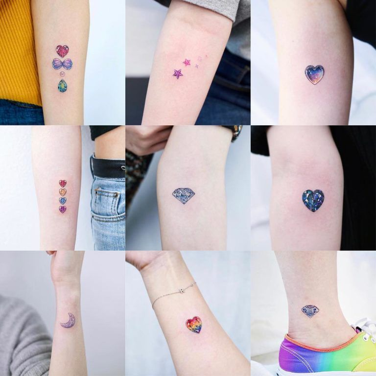 60 Unique Small Watercolor Tattoos For Women Small Watercolor