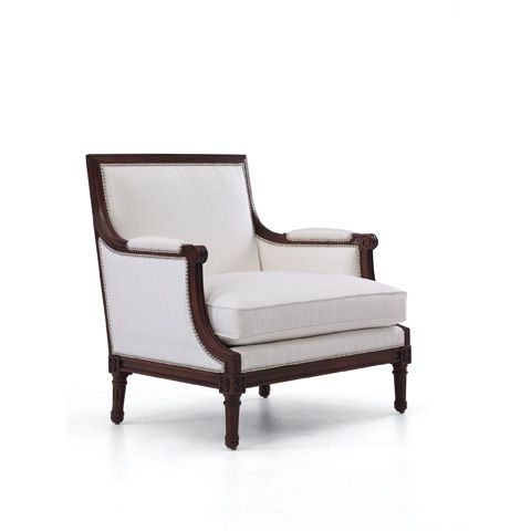 Bon Duchess Salon Chair   Chairs / Ottomans   Furniture   Products   Ralph  Lauren Home