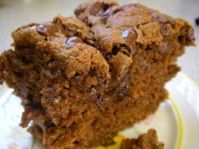 chocolate zuccini cake