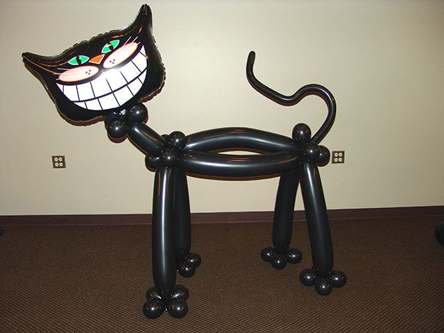 find this pin and more on balloon animal inspiration by laurenblanset - Halloween Balloon Animals