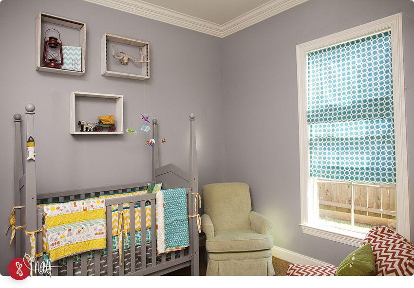 Cool Baby Boy Room or Nursery