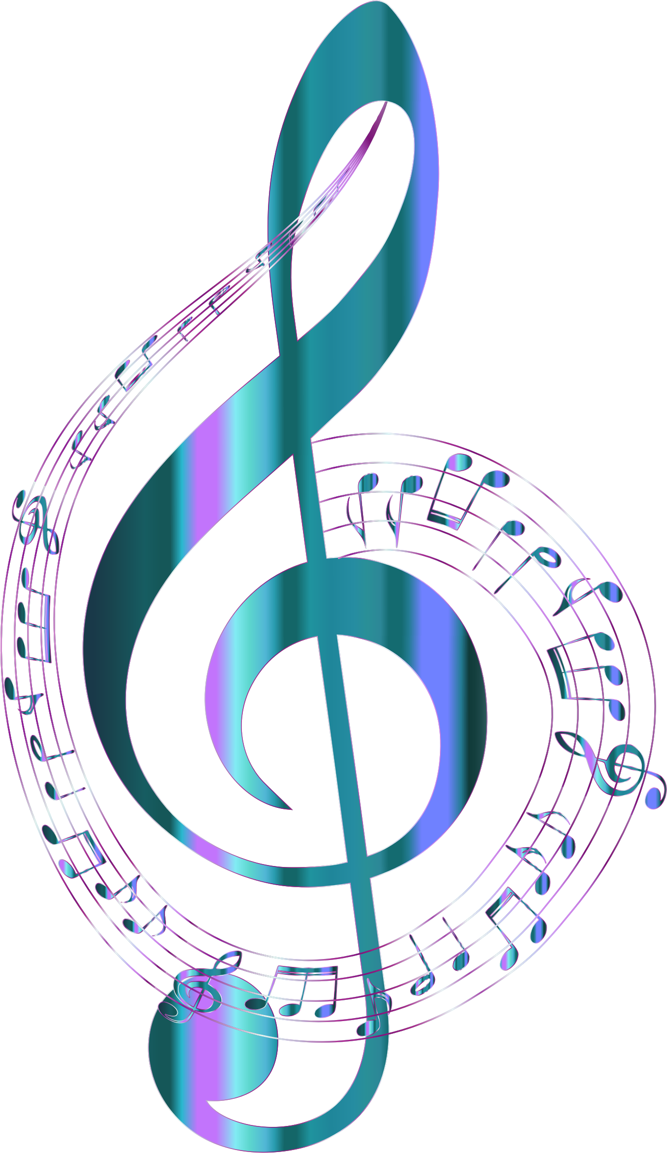 Turquoise Musical Notes Typography No Background By Gdj Turquoise Musical Notes Typography No Background Music Notes Art Music Notes Background Music Notes